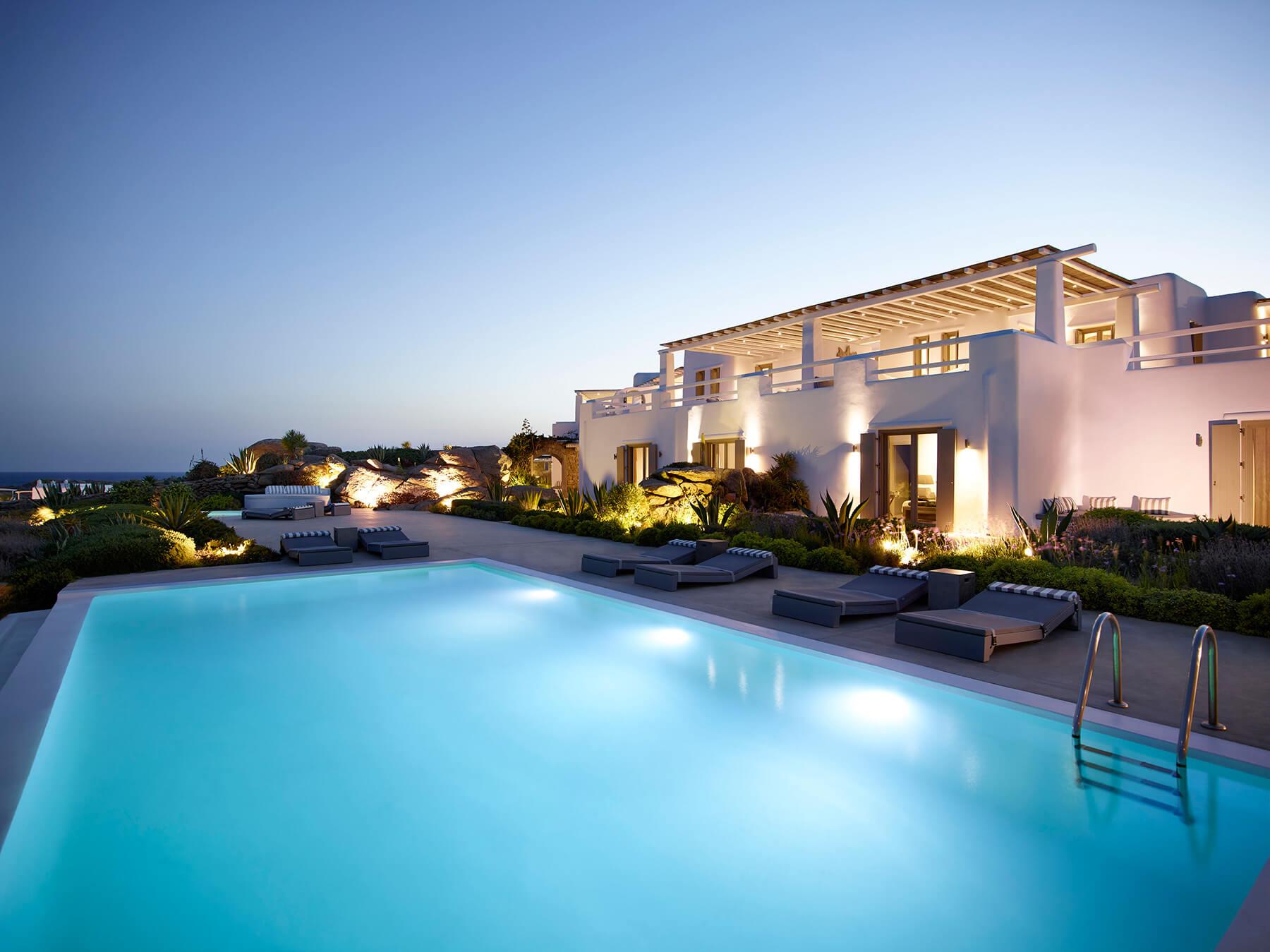 Mykonos superior hospitality