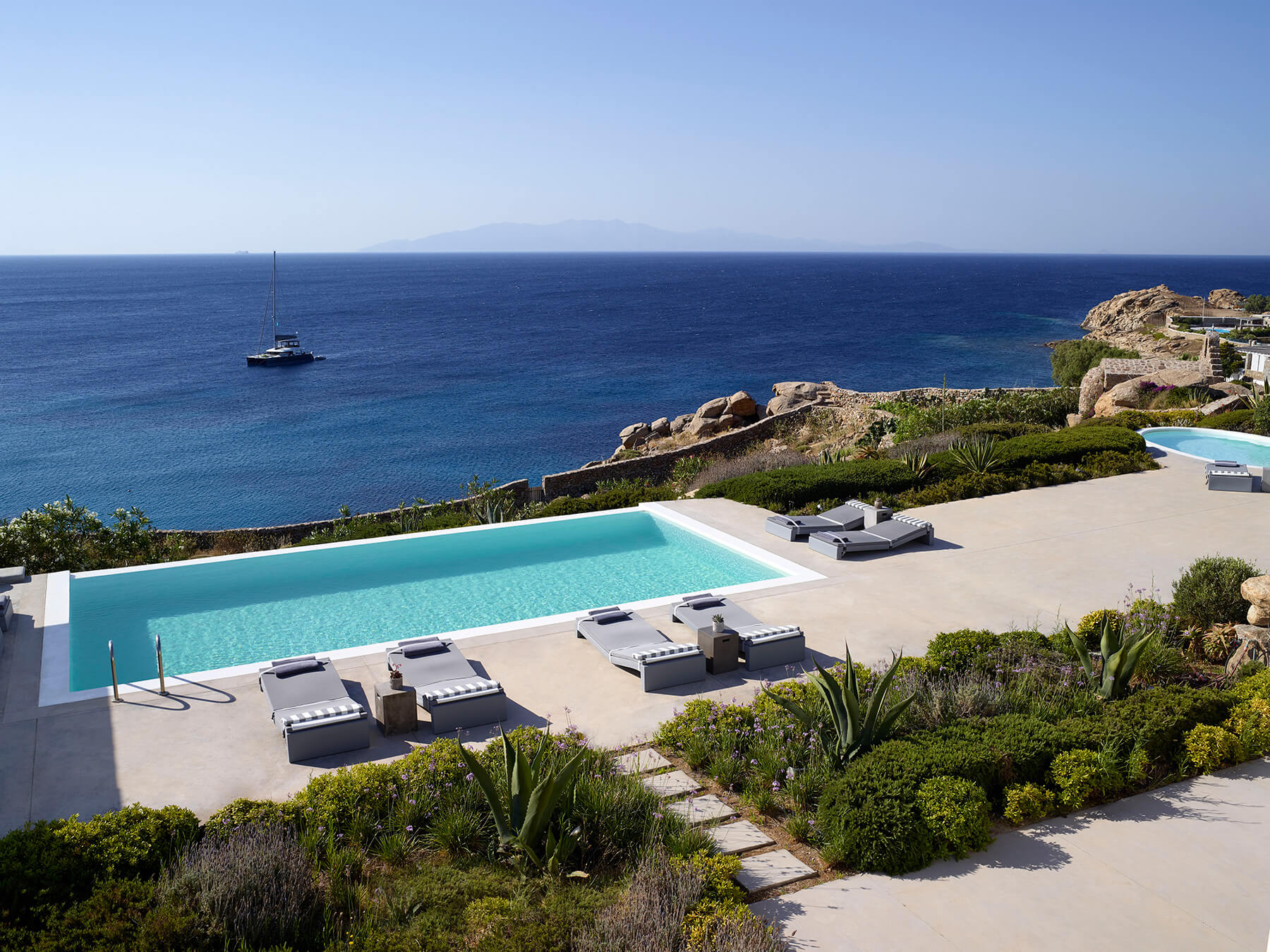 Mykonos relaxing private